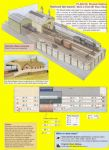Peco New Plan 023 N Scale Minimum Space Layout 'Brunel Station'
